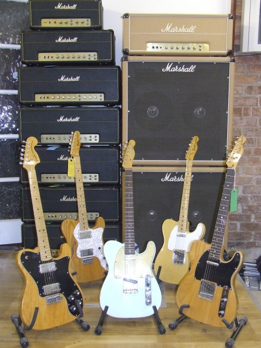 About Old Hat Guitars
